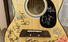 Autographed Guitar Grand Prize